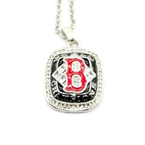 USA Boston Red Sox 2004 Pendant Necklace